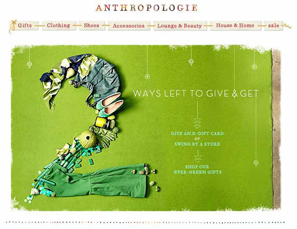 Anthropologie edm study